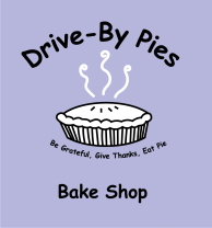 Drive-by pies Bakery and Cafe