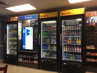 Three Square Market micro markets are a great way to improve and increase the revenue of your vending locations