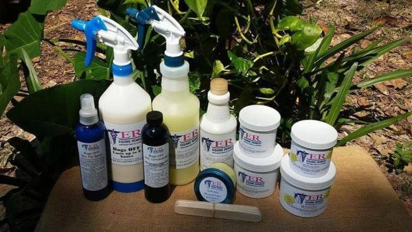 **3 Product Special**1 Equine Remedy Antiseptic Liquid/Lotion 32 Ounce, 1 of each 12 ounce ER original Ointment and Shade Max Ointment
