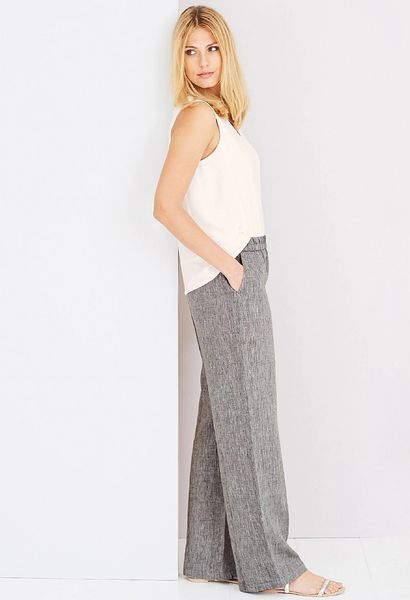 Adini Ciara Linen Hailey Trousers