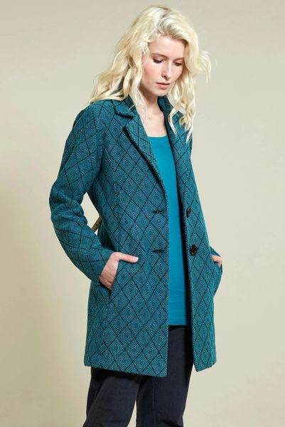 Nomads Aztec Short Coat.