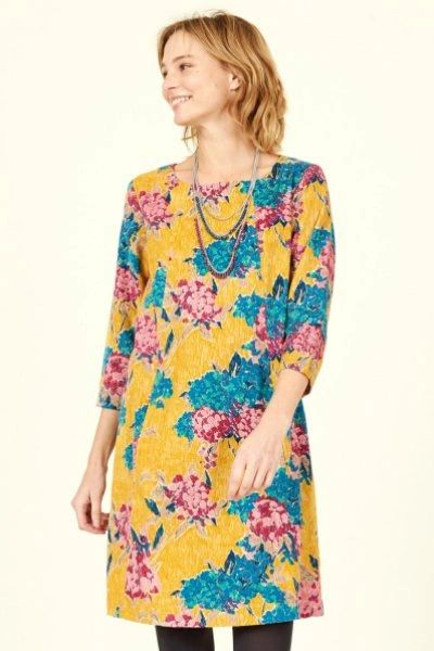 Nomads Floral CottonTunic.