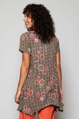 Nomads Zanzibar Point Hem Tunic