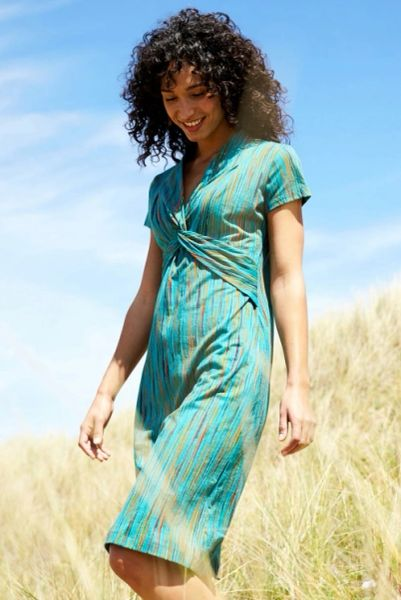 Nomads Knot Front Dress