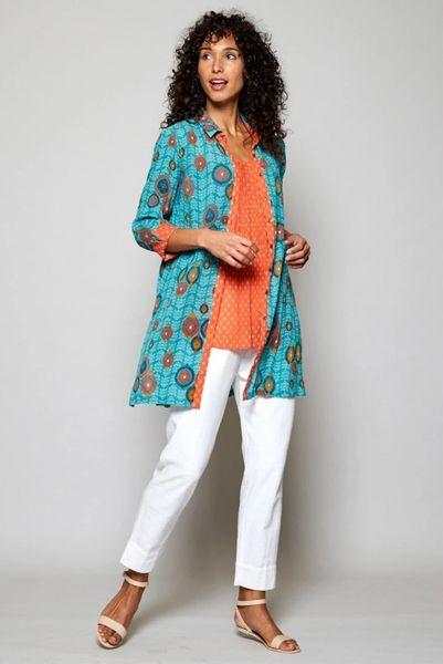 Nomads Zanzibar Tunic Shirt sea