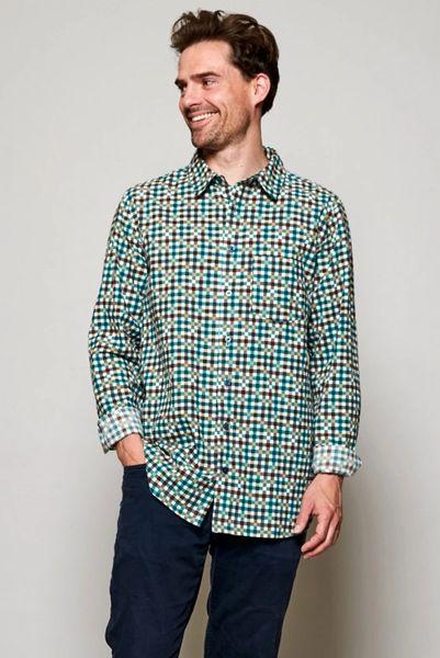 Nomads Men's Cobble Long Sleeve Shirt.