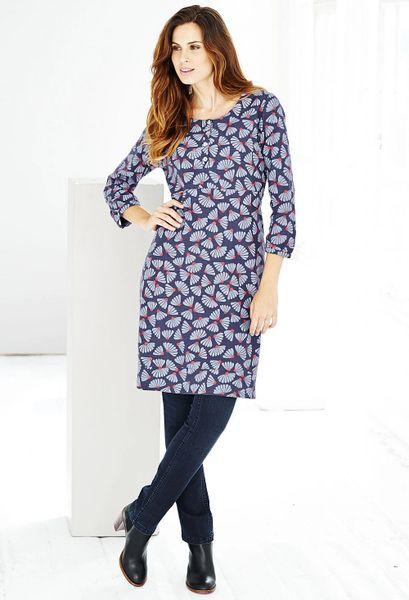 Sienna Blueberry Dress - Size Medium