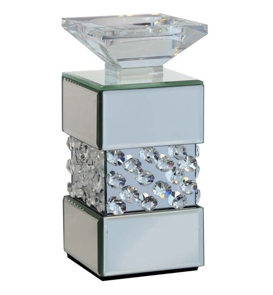 Waterfall Candle Stand Short