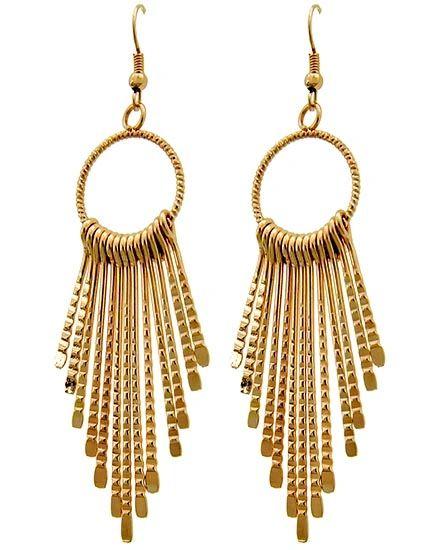 Spikers Chandelier Earrings