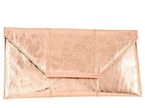 The Rose' Envelope Clutch