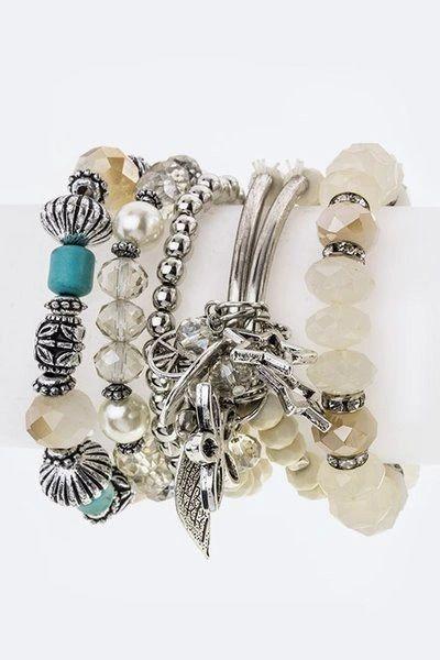 The Ivory Bracelet Set