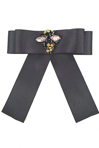 Mini Bee Bow Tie