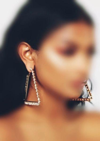 Geo Freak Earrings