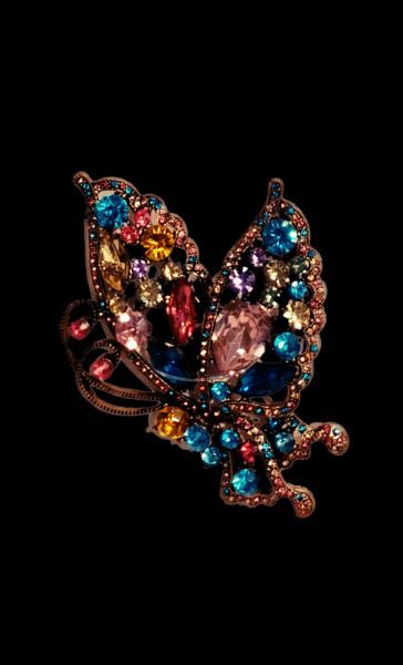 Bling Tings Brooch