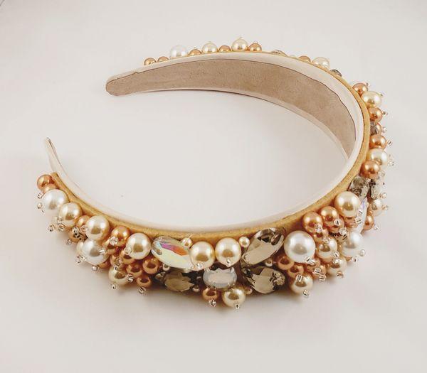 Creamcicle Headband