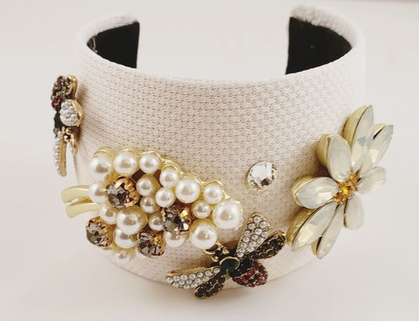 Ivory Fall Cuff Bracelet
