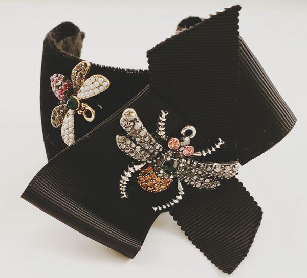 Queen Bee Cuff Bracelet