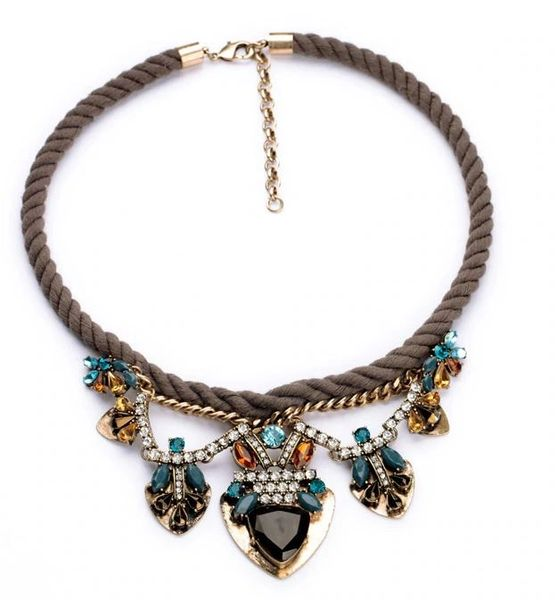 Stormy Jewels Necklace
