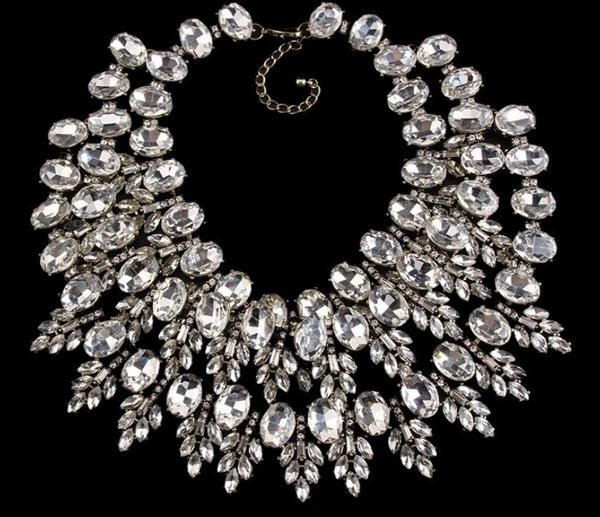 Bling Thing Statement Necklace