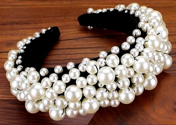 Pearls for the Girls Headband