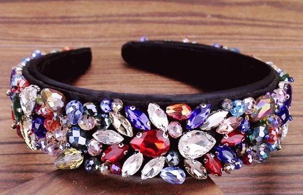 Colorful Bliss Bling Headband