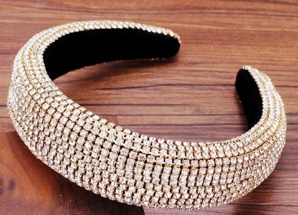Golden Girls Rhinestone Headband