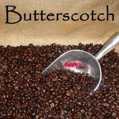 Butterscotch Fresh Roasted Gourmet Flavored Coffee