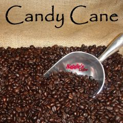 Candy Cane Fresh Roasted Gourmet Flavored Coffee