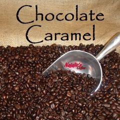 Chocolate Caramel Fresh Roasted Gourmet Flavored Coffee