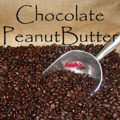 Chocolate Peanut Butter Fresh Roasted Gourmet Flavored Coffee