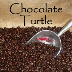 Chocolate Turtle Fresh Roasted Gourmet Flavored Coffee