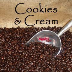 Cookies N Cream Fresh Roasted Gourmet Flavored Coffee