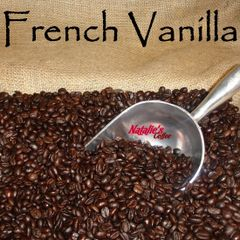 French Vanilla Fresh Roasted Gourmet Flavored Coffee