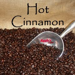 Hot Cinnamon Fresh Roasted Gourmet Flavored Coffee