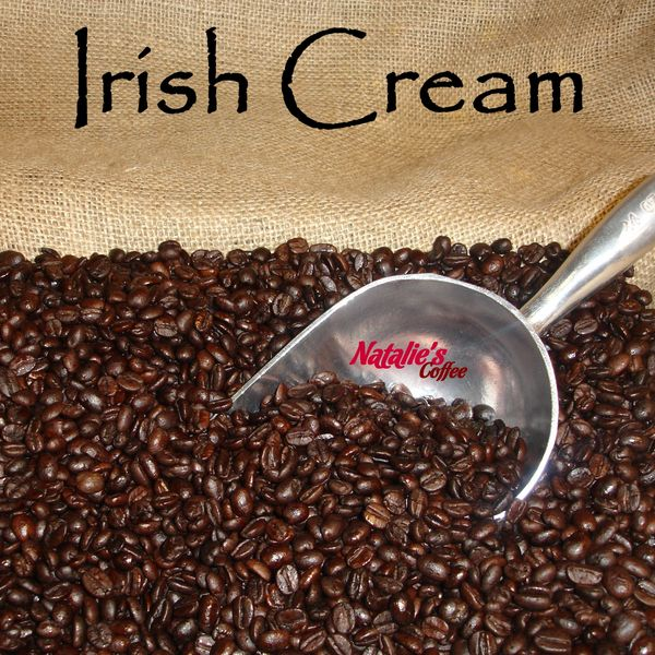 Irish Cream Fresh Roasted Gourmet Flavored Coffee