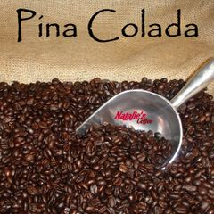 Pina Colada Fresh Roasted Gourmet Flavored Coffee