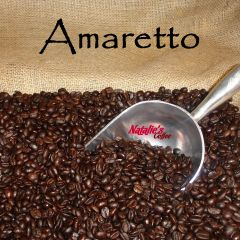 Amaretto Fresh Roasted Gourmet Flavored Coffee