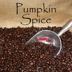 Pumpkin Spice Fresh Roasted Gourmet Flavored Coffee