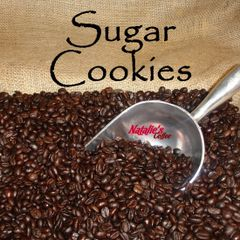 Sugar Cookies Fresh Roasted Gourmet Flavored Coffee