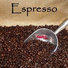 Espresso Blend Fresh Roasted Gourmet Coffee 12 oz Bag