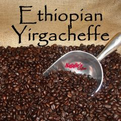 Ethiopian Yirgacheffe Fresh Roasted Gourmet Coffee 12 oz Bag