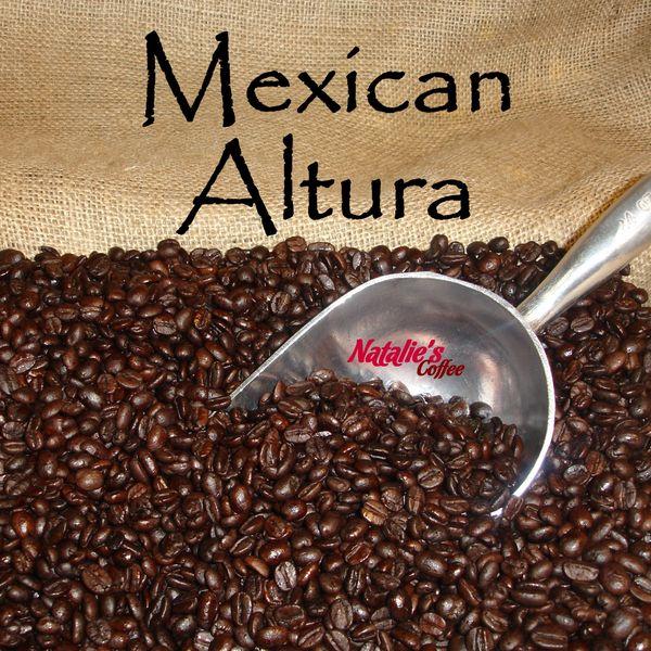 Mexican Altura Fresh Roasted Gourmet Coffee 12 oz Bag