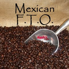 Mexican Fair Trade Organic Gourmet Coffee 12oz. bag