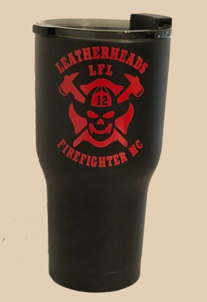 Leatherheads Tumbler
