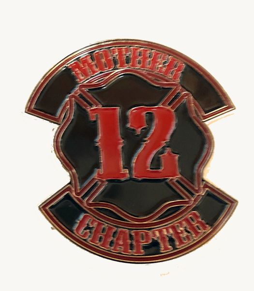 Mother Chapter Challenge Coin