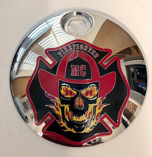 Harley Davidson Gas Lid