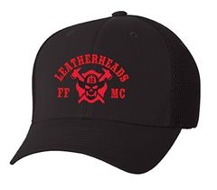 Leatherheads Logo Hat - Flex Fit