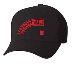 Leatherheads Rocker Hat - Flex Fit