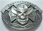 Custom Leatherheads FFMC Belt Buckle