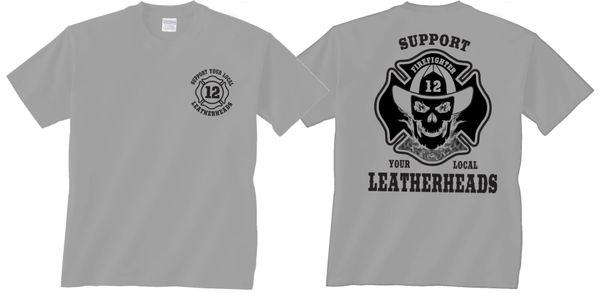 Grey Supporter Shirt